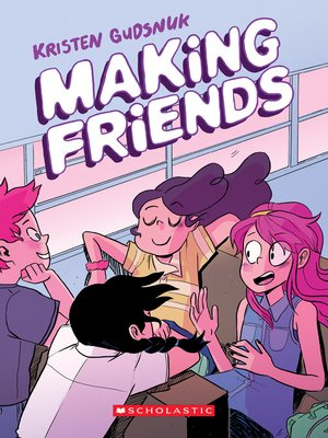 cover image of Making Friends (Making Friends #1)
